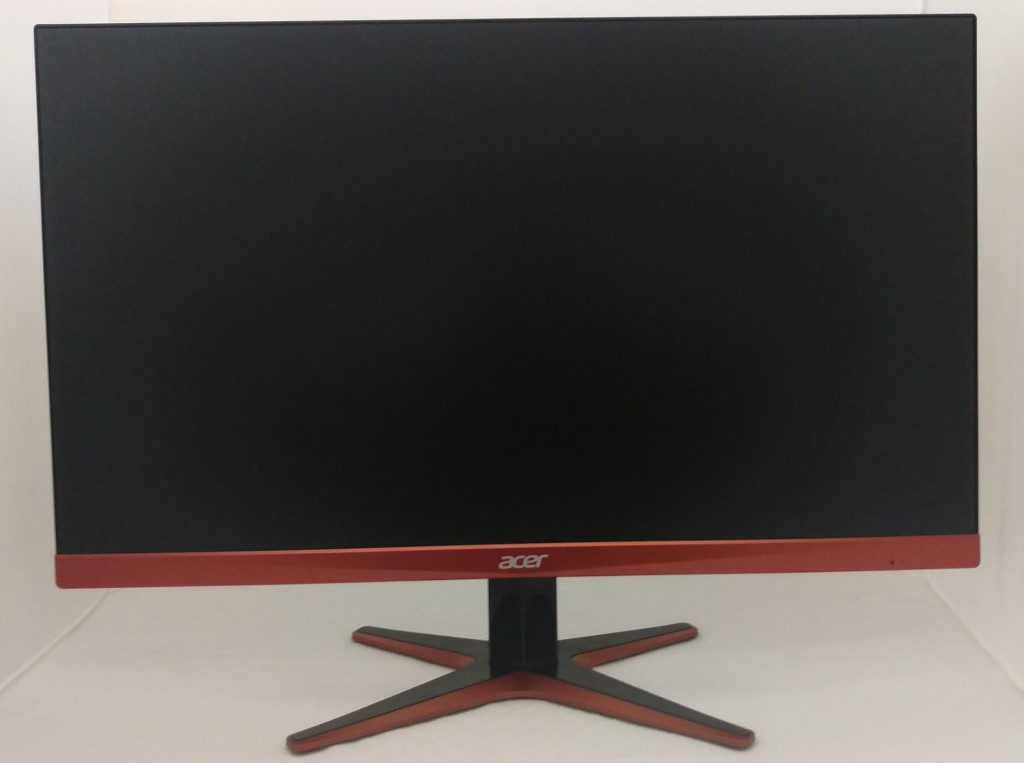 Acer XG Front