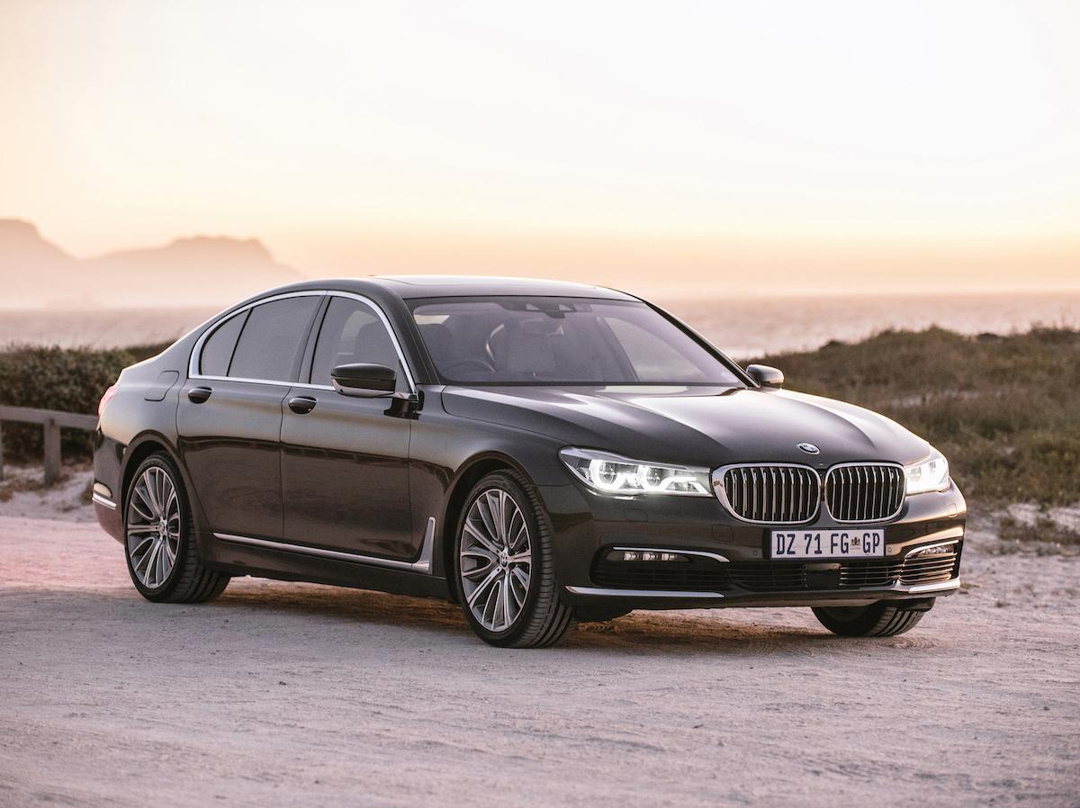 BMW 7 Series Head