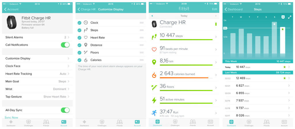 Fitbit-Charge-HR-iOS-app