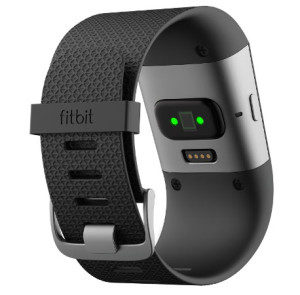 Fitbit-Surge-HR-tracking