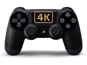 4K PS4