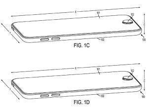 Apple Joystick Patent