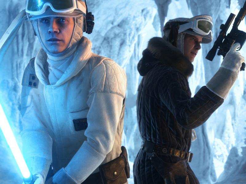 Battlefront Hoth