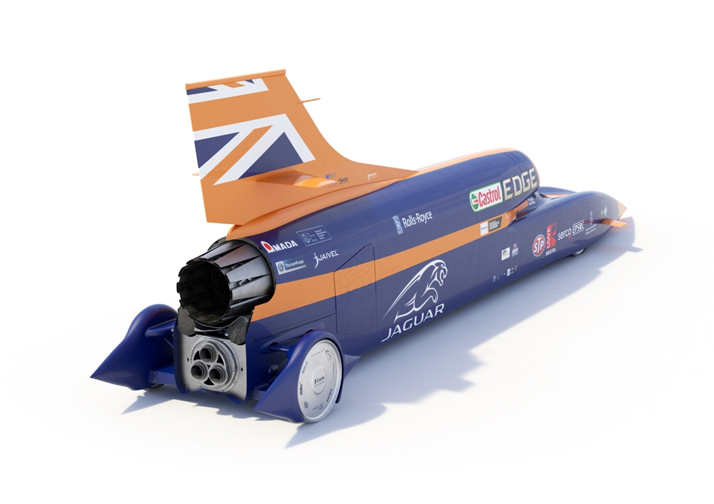 Bloodhound Rear