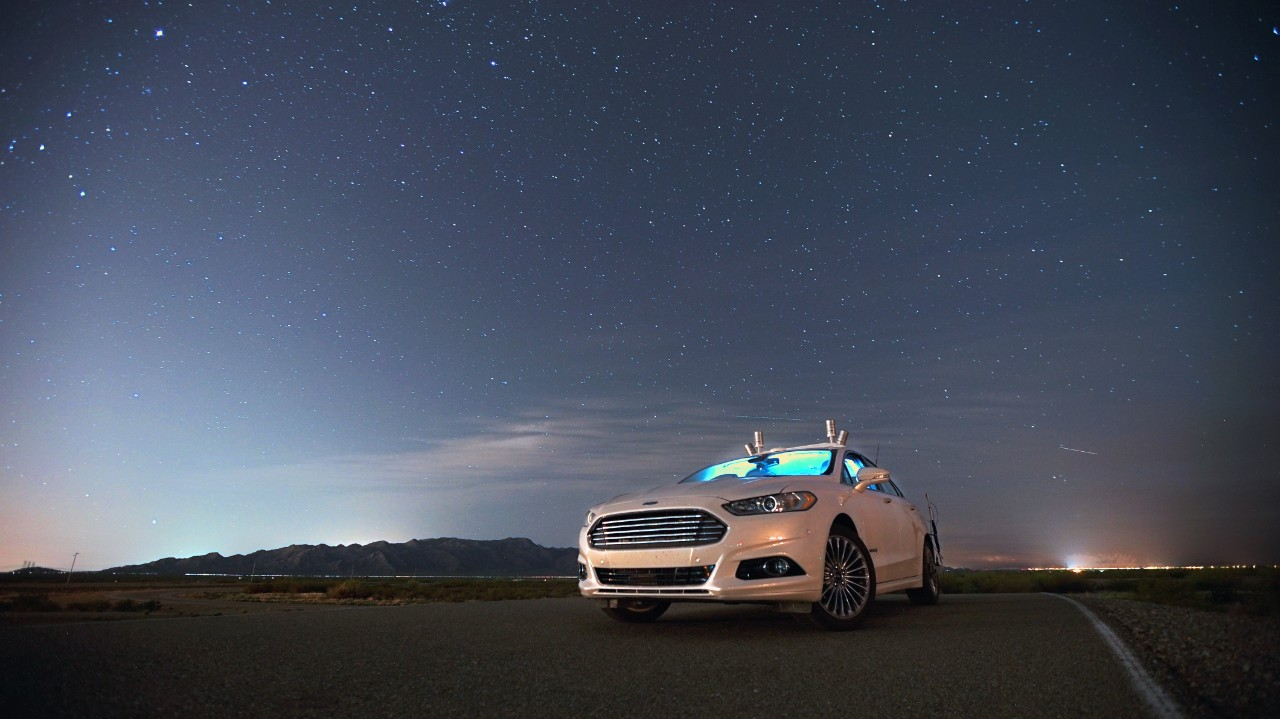 Ford Nightvision