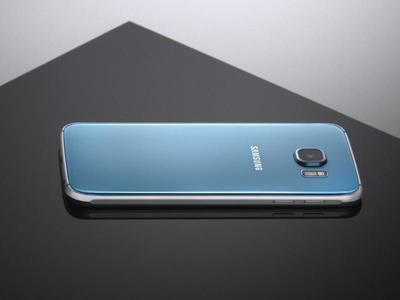Galaxy S6 Rear
