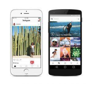 Instagram App Update May 2016