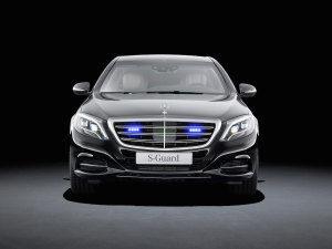 Mercedes S-Guard