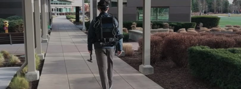 Microsoft's DreamWalker imagines a world where you don't have to leave virtual reality