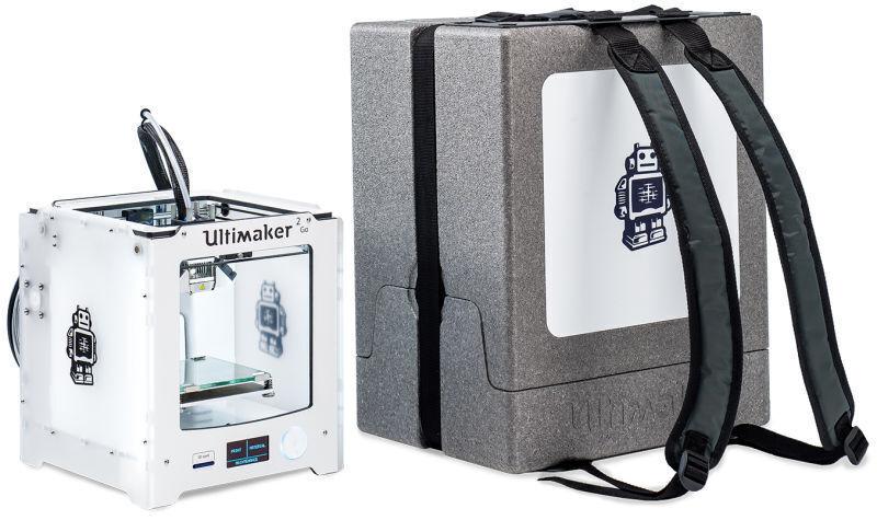Moving a 3D printer