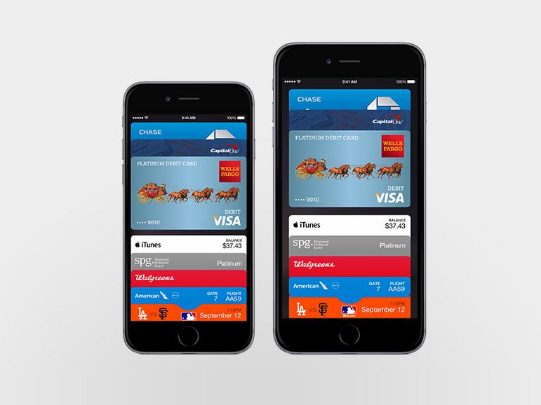 NFC Payment Screens