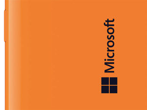 New MS Lumia Branding