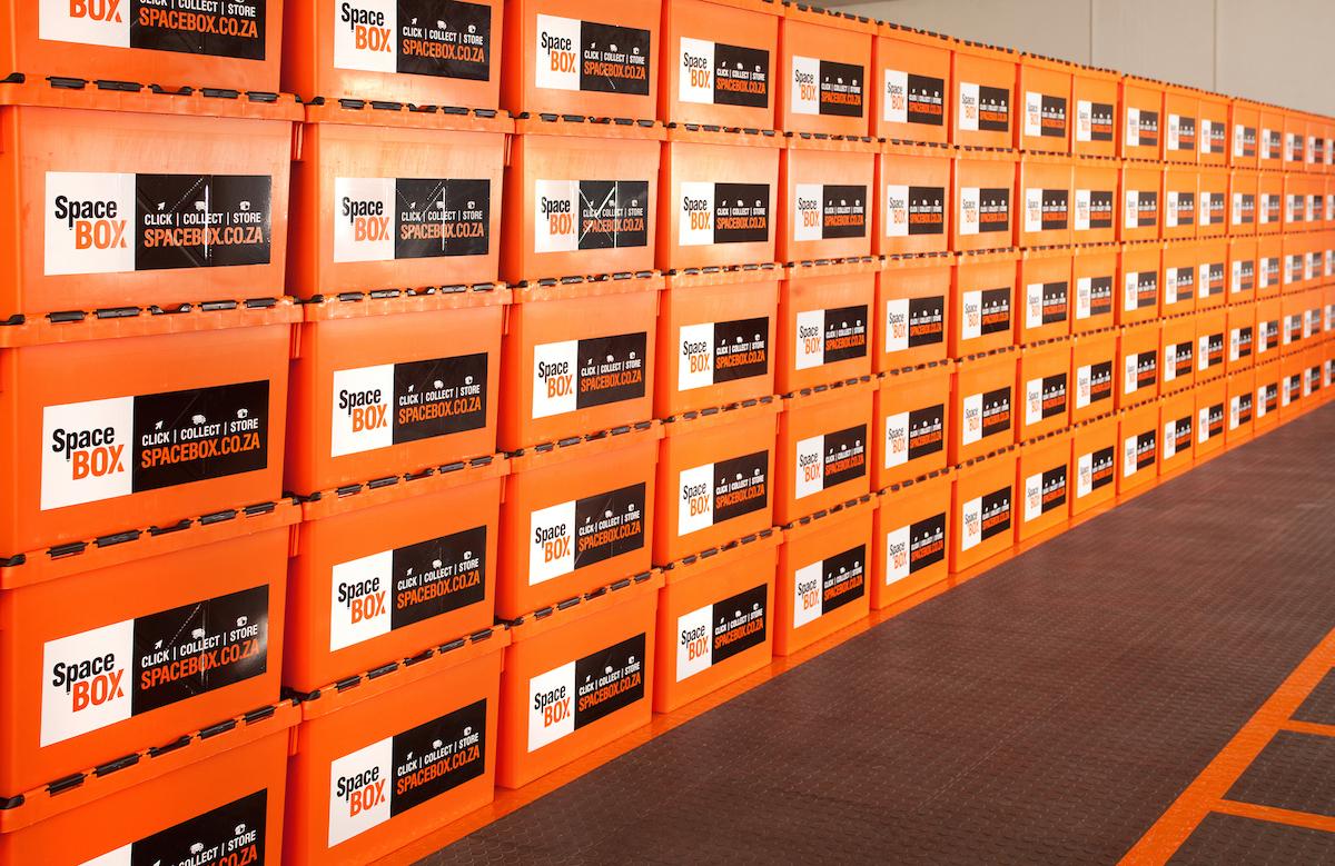 SPACEBOX boxes