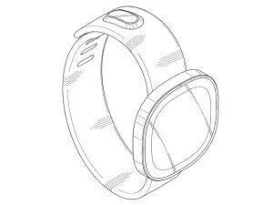 Samsung Patent Sketch