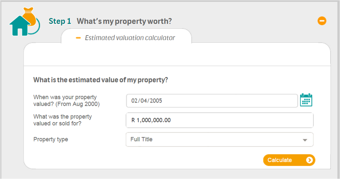 Sell - Whats my property worth