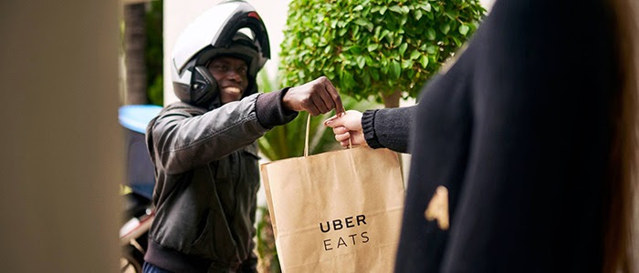 Uber Eats has over 700k users in South Africa