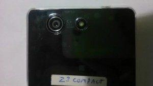 Z3 Compact Leak TechRadar