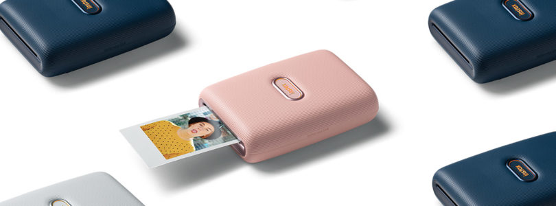 Fujifilm announces Instax Mini Link pocket printer