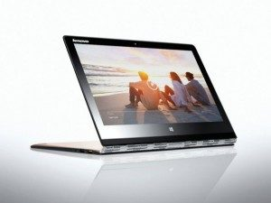 Lenovo' Yoga Pro 3, one of the devices that didn't have Superfish preinstalled on it