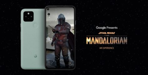 Geek up your home with this Mandalorian AR experience