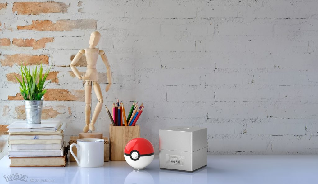 Don't throw this motion-activated Poké Ball - Stuff Magazines