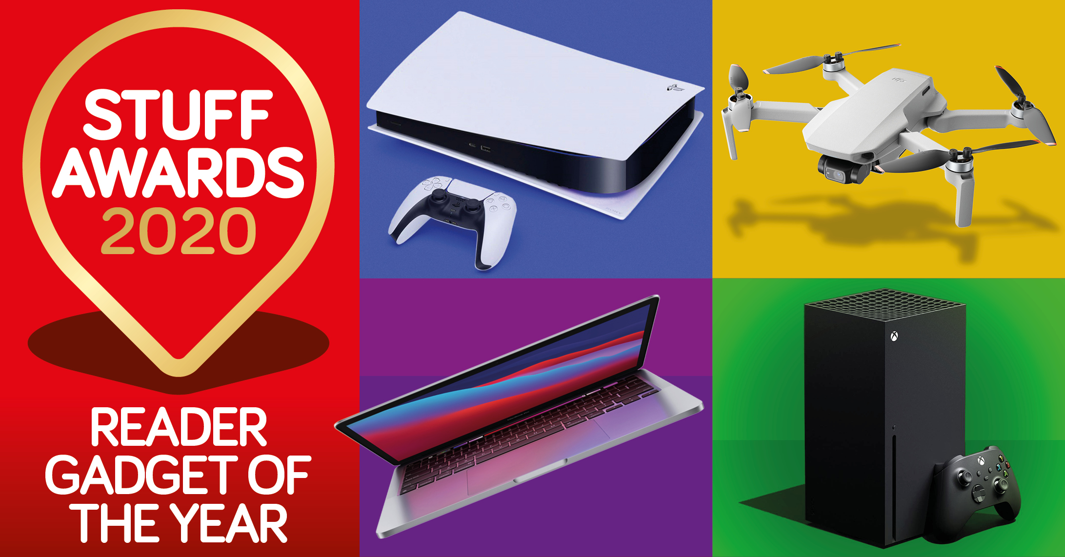 Reader Gadget of the Year main