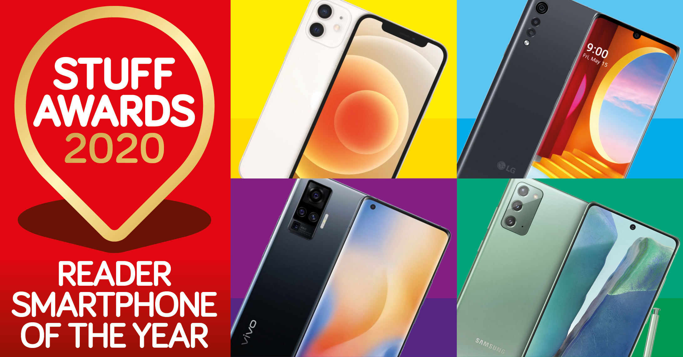 Reader Smartphone of the Year main
