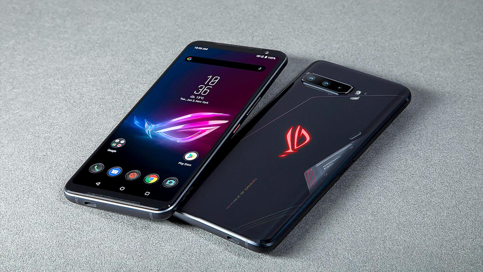 The Asus ROG Phone 5 has more RAM than a high-end computer » Stuff - Stuff Magazines