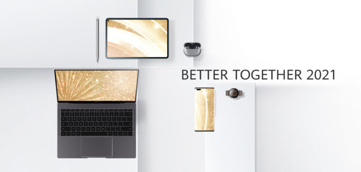 Huawei Better Together