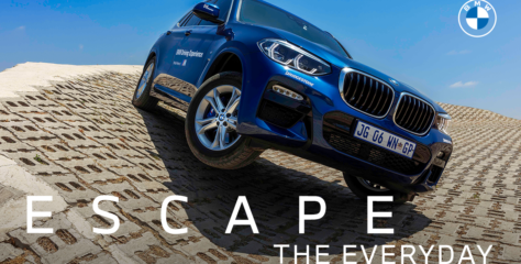 BMW xDrive Park. Escape the everyday