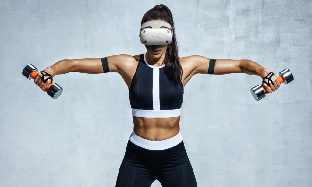 HTC's fitness focused Vive Air VR headset leaked by awards list » Stuff - Stuff Magazines