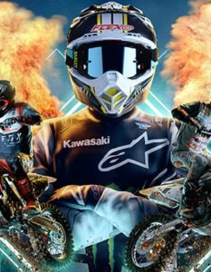 Monster Energy Supercross 4 Track Editor Competition