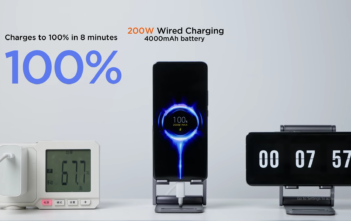 Xiaomi fast charge