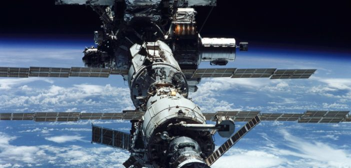 ISS space tourist