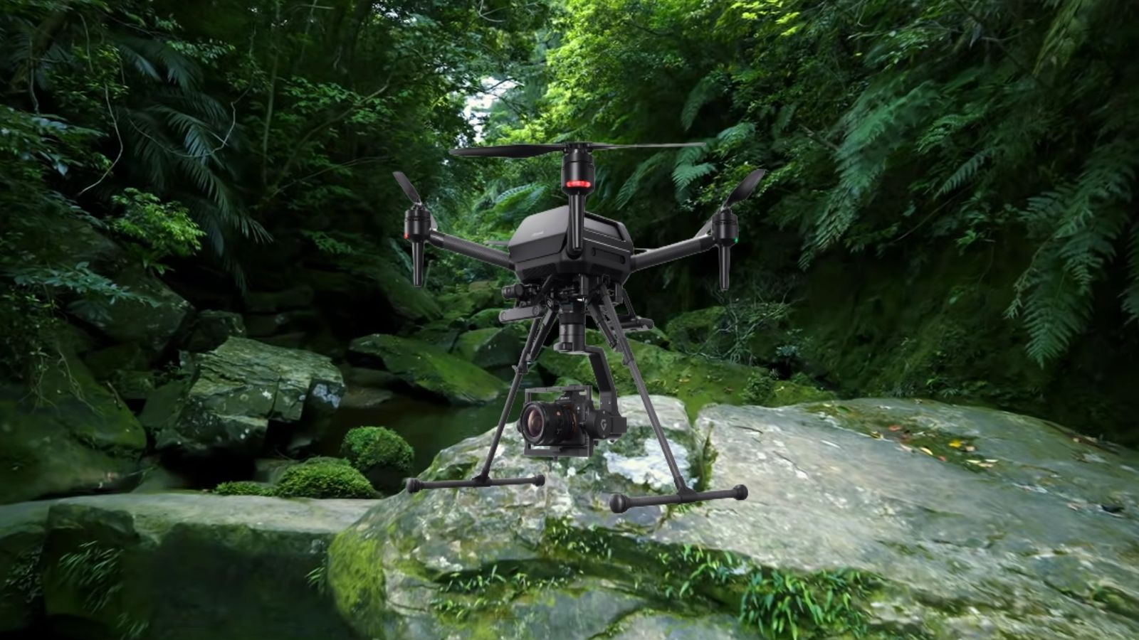 Sony's Airpeak S1 drone is official, will cost you at least R125,000 - Stuff Magazines