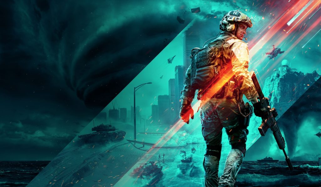 The new Battlefield 2042 trailer drops, shows setting, launch date and Easter egg » Stuff - Stuff Magazines