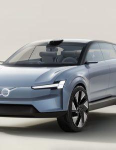 Volvo EV concept