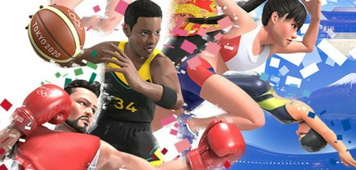 Olympic Games Tokyo 2020 The Video Game Review