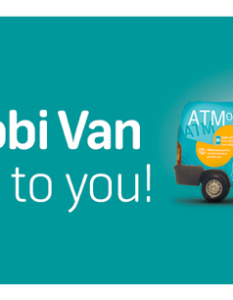 FNB mobile ATMs