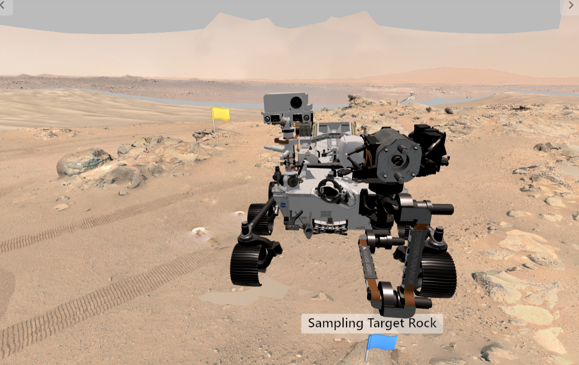 Want to visit Mars? Now you can with this 3D simulation » Stuff - Stuff Magazines