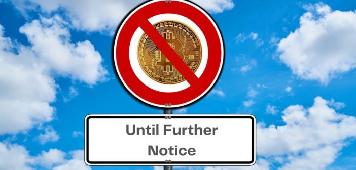 cryptocurrencies banned China