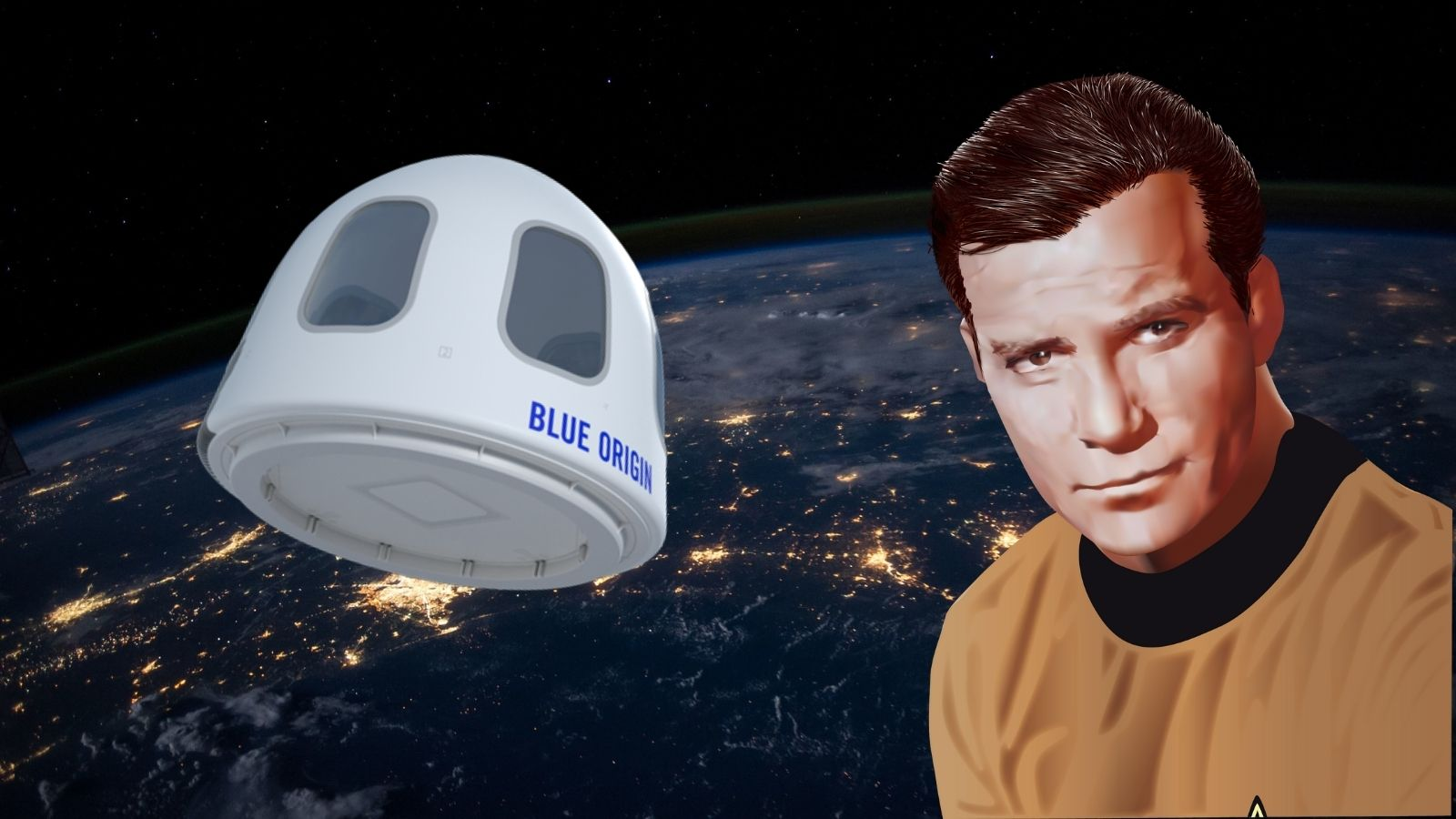 william shatner at 90 becomes the oldest person to go to